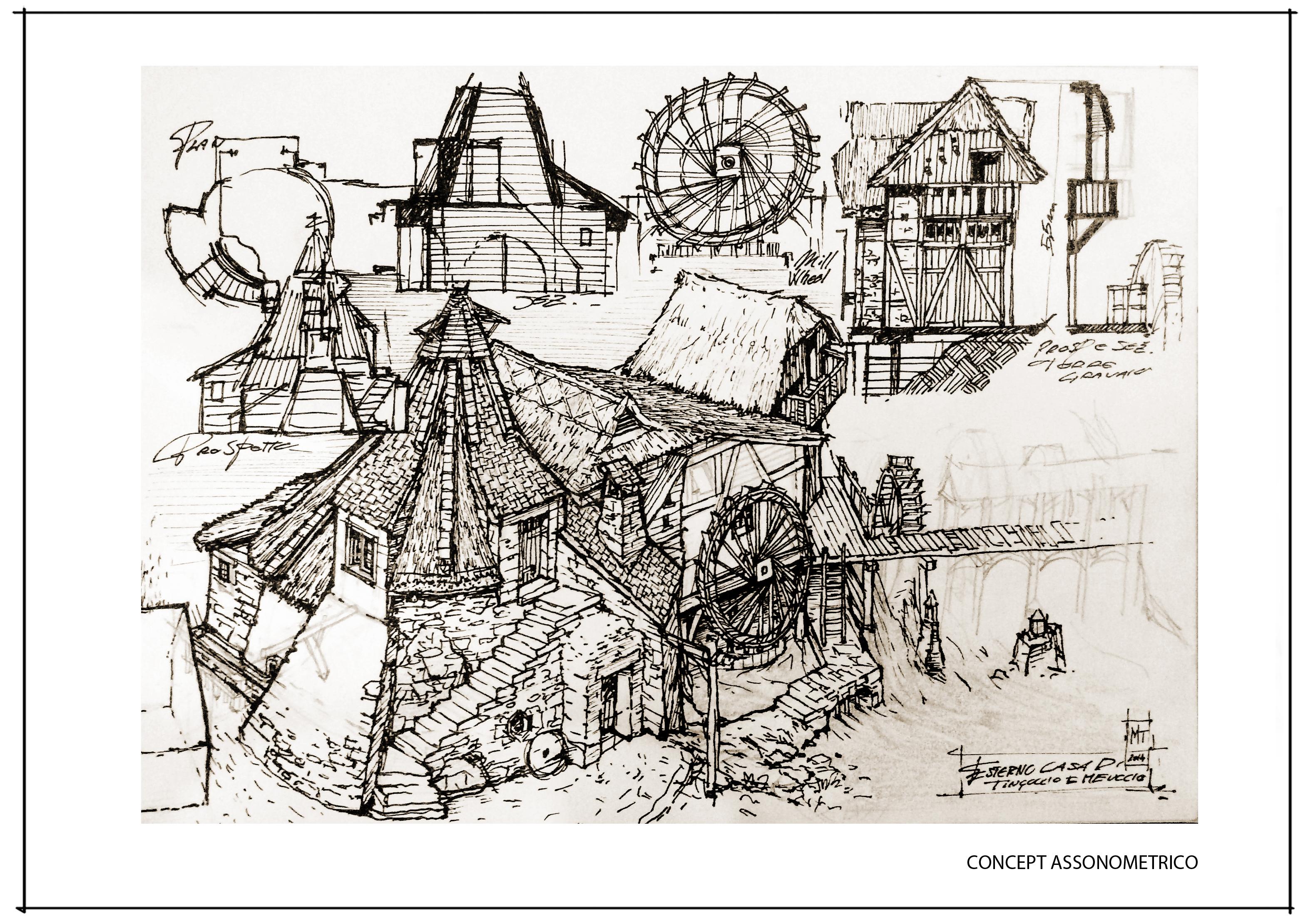 10 Concept Mulino esterno