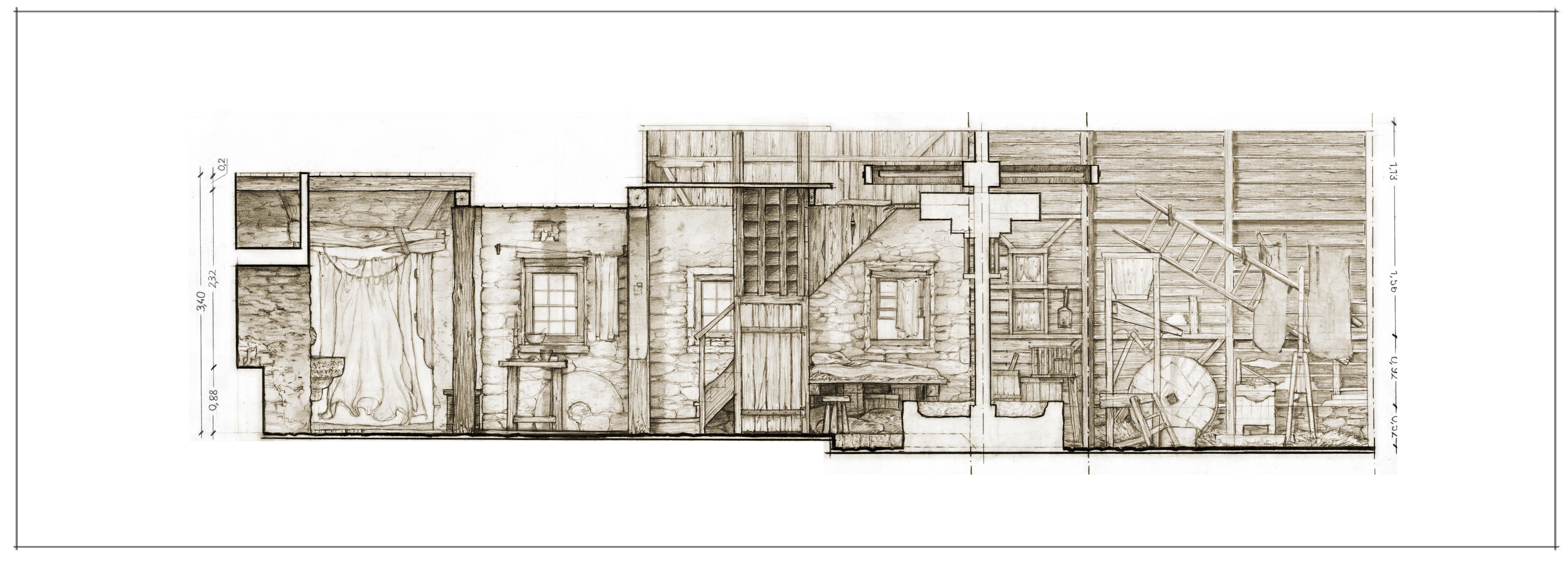 17 Mulino A3 x2 prospetto A